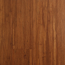 EcoTimber EcoBamboo, Solid Strand Woven Sustainable Bamboo Flooring, Amber