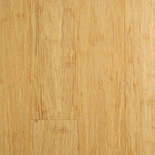 EcoFusion Solid Drop and Lock Strand Sustainable Bamboo Flooring, Natural