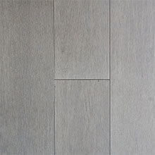 EcoFusion Solid Strand Sustainable Bamboo Flooring, Autumn Fog, 12mm
