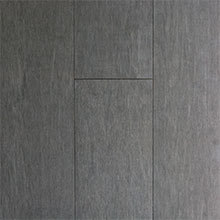 EcoFusion Solid Drop and Lock Strand Sustainable Bamboo Flooring, Mineral Gray