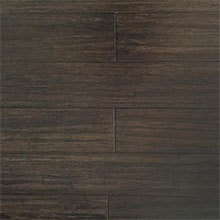EcoFusion Wide Plank Solid Strand Sustainable Bamboo Flooring, Amaretto