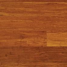 EcoTimber Strand Sustainable Bamboo Flooring, Caramel