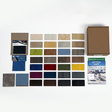 Sustainable Samples Box: Marmoleum Click: 10-day Home Try On - Rental