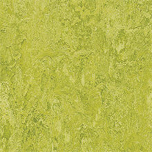 Forbo Marmoleum MCT, Chartreuse - MCT-3224, Sample, Small