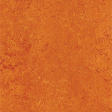 Forbo Marmoleum Real, Orange Sorbet - 3241
