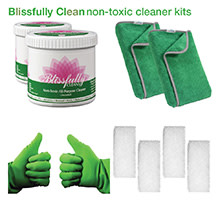 Blissfully Clean non-toxic cleaner Kit
