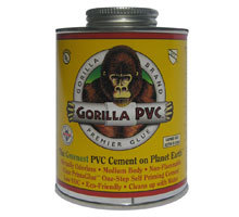 Gorilla Glue PVC Cement