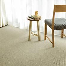 Wool Blend Carpet by J Mish, Laredo Corde