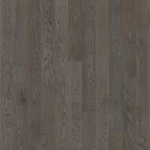 Kahrs Avanti Sustainable Hardwood Flooring, Canvas, Oak Carbon