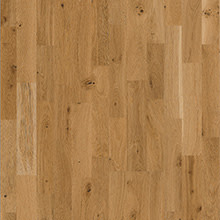 Kahrs Original Sustainable Hardwood Flooring, European Naturals, Oak Trento