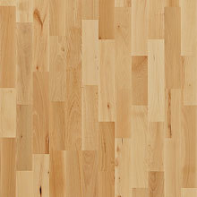Kahrs Original Sustainable Hardwood Flooring, Scandinavian Naturals, Beech Viborg - FSC Certified