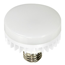 MaxLite Compact LED Puck Light, E26 3000k Non-dim