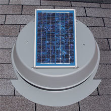 Natural Light Energy Systems, Solar Attic Fan