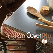 Paperstone - CoverPly Recycled Paper Wood Core Countertop