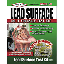Pro-Lab, Lead Surface Test Kit
