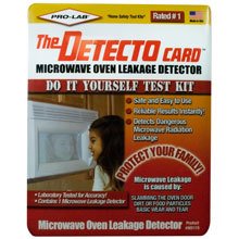 Microwave Oven Leakage Detector Test Kit