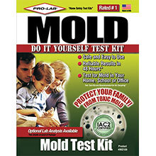 Pro-Lab, Mold Test Kit