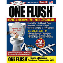 One-Flush Septic & Plumbing Energizer Concentrate