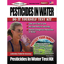 Pro-Lab, Pesticides in Water Test Kit