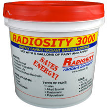 Radiosity 3000, 1-Gallon