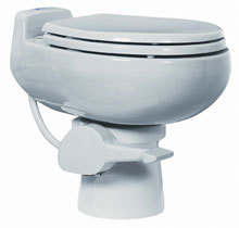 Composting Toilet, Central Flush System, Sealand 510+, White