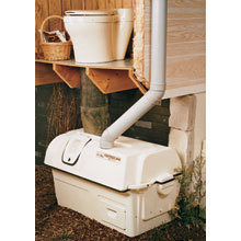 Sun-Mar, Composting Toilet, Central Dry System, Central Unit