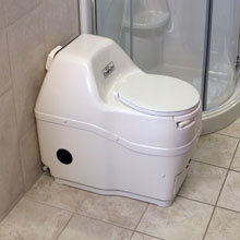 Sun-Mar, Composting Toilet, Self-Contained