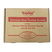 Calcium Chloride Moisture Test Kit