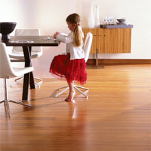 Charming Teragren Synergy, Engineered Floating, Strand Woven Sustainable Bamboo  Flooring, Chestnut