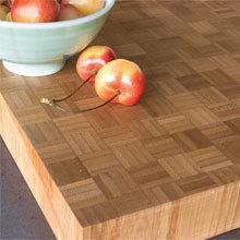 TG Bamboo Countertop