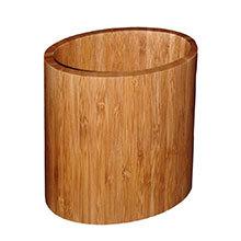 Totally Bamboo, Oval Utensil Holder, 6