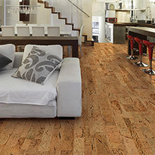 Sustainable Flooring NonToxic Durable Affordable - Cork flooring nyc