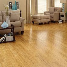 Sustainable Bamboo Flooring from USFloors NaturalBamboo, Anji Engineered Bamboo, Locking, 3/8