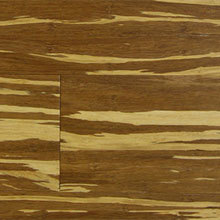 US Floors Expressions, Tiger, Solid Locking, Strand Woven Bamboo