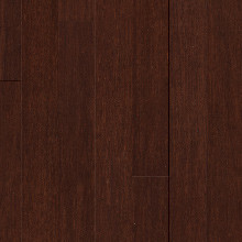 USFloors Muse Locking Strand Sustainable Bamboo Flooring, Aged Cordovan