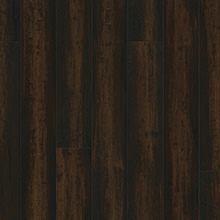 USFloors Muse Strand Sustainable Bamboo Flooring, Chocolate