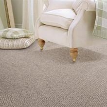 Undyed Wool Carpet by Unique Carpets, Ambassador