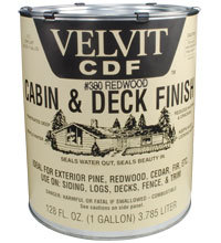 Velvit CDF Cabin & Deck Finish