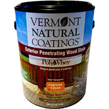 Vermont Natural Coatings PolyWhey, Exterior, Penetrating Stain