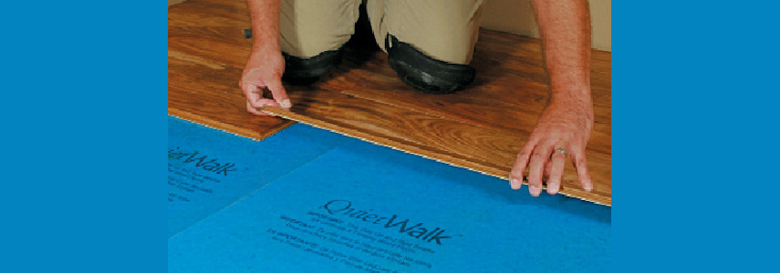 Hardwood Flooring Underlayment Non Toxic Effective Green