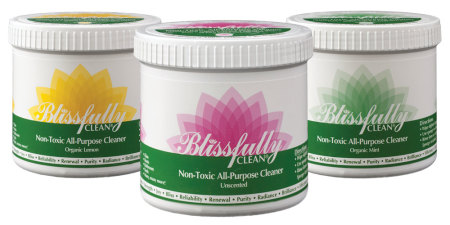 Blissfully Clean 100% Satisfaction Guarantee