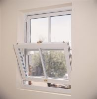 Sliding sash uPVC window