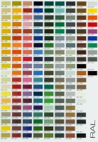 RAL-Colour-Chart