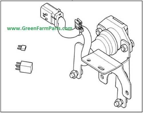 John Deere Harness Kit BLV10167