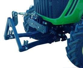 John Deere Mounting Parts LVB25759