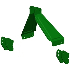 John Deere Mounting Parts LVB25770