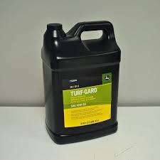 John Deere Turf-Gard Oil 10W30 2.5 Gallons TY22076