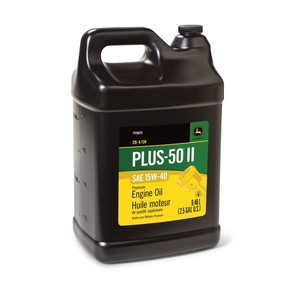 John Deere Plus-50 Oil 15W40 2.5 Gallons TY26675