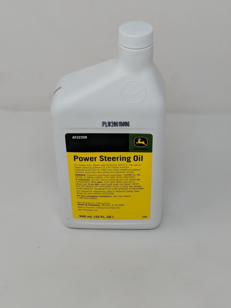 John Deere Oil AF2235R