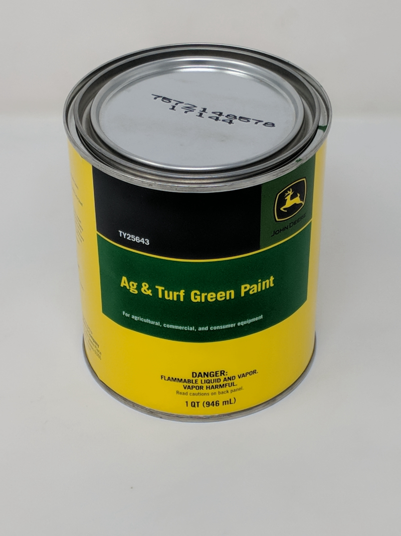 John Deere Green Paint TY25643